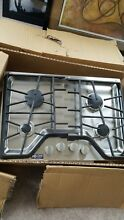 Maytag 30 inch gas cooktop with 15 000 BTU power burner10 Year Limited Parts