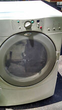 Whirlpool  Front Load Gas Dryer White