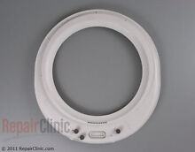 Genuine Whirlpool Maytag Amana Washer Front Tub Cover w Seal WP22003212 New OEM