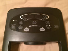 12999401B   67006288 Maytag refrigerator dispenser cover facade black WP67006288