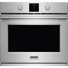 Frigidaire FPEW3077RF 30 Inch Wide 5 1 Cu  Ft  Single Electric Wall Oven with Po