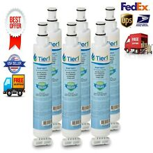 6 Pack refrigerator Water Filter Replacement Whirlpool 4396701 EDR6D1 Kenmore