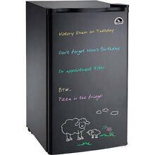 3 2 cu ft Igloo Eraser Board Refrigerator Mini Fridge Small Refrigerator Dorm
