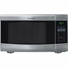 Frigidaire 1 1 cu ft  Stainless steel Microwave