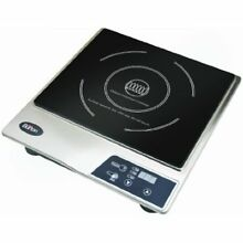 Max Burton Deluxe Induction Cooktop   1 Cooking Element s    Induction  6200_2