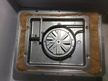 GE PROFILE MICROWAVE CONVECTION OVEN HEATER WITH FAN AND CASING