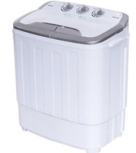 Washer and Dryer Combo Portable Washing Machine 13lbs Stackable Cheap All in One
