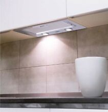 Italian Nt Air Range Hood Stainless Steel Built In 30  CH 111
