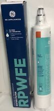 Genuine GE Refrigerator Water Filter RPWFE Brand New Factory Sealed