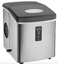 Automatic Ice Maker Electric Instant Cube Countertop Machine Home Portable 26 lb