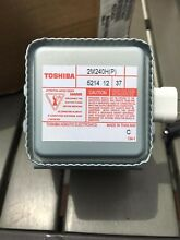 NEW TOSHIBA 2M240H P  MICROWAVE MAGNETRON