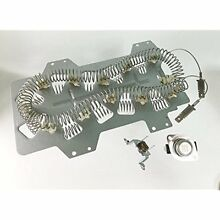 Package Of DC47 00019A   DC47 00018A DC96 00887A For Dryer Heater Element