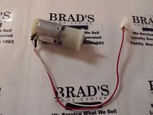 GE WR60X10344 REFRIGERATOR DOOR  MOTOR TO OPEN AND CLOSE THE ICE DUCT