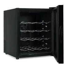 16  24  34  51 Bottle Wine Champagne Cooler Mini Fridge Single Dual Zone Cooling