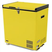 Whynter 95 Quart Portable Fridge   Freezer   Limited Edition Yellow