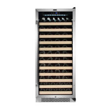 Whynter  Built in Stainless Steel Compressor Wine Refrigerator with Display R