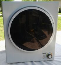 Panda Small Mini Compact Dryer 110V Stainless Steel Drum 1 50cu ft   PAN725SF