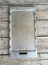 OEM Vintage O Keefe   Merritt Oven Stove Parts Top Center Chrome Cover