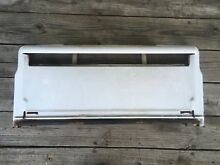 OEM Vintage O Keefe   Merritt Oven Stove Parts Front Cover Body Hinges Light