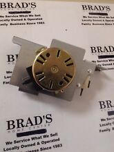 RANGE OVEN DOOR LOCK  MOTOR AND SWITCH ASSEMBLY FRIGIDAIRE OEM   316464300