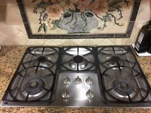Miele KM3474G Natural Gas Cooktop Used Take out