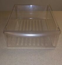 FRIGIDAIRE Kenmore Refrigerator Meat Deli Snack Pan Drawer 240530811 240530807
