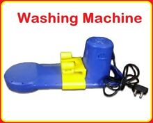 Bucket Use Compact Washing Machine Portable Small Washer Fill Mark Water Create