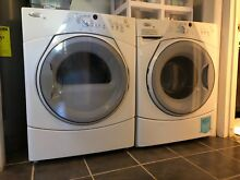 Washer   Dryer Set   Whirlpool Duet Sport Front Load  Good Condition