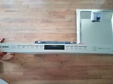 Bosch Dishwasher Door Stainless Steel SHPM78W55N Top Control Panel Included