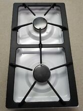 New Jenn Air Designer Gas Cooktop Sealed Burner Cartridge White JGA8150ADW