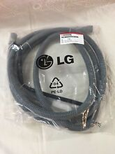 New Genuine OEM LG Washer Washing Machine Drain Hose AEM69493808