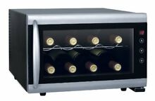 8 bottle Thermo Electric Wine Cooler with Heating