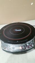 Nuwave Precision Induction Cooktop Model 30121 1300 watt WORKS w  FREE SHIPPING