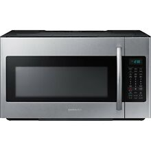 Samsung Stainless Steel 30  Over The Range Sensor Microwave ME18H704SFS