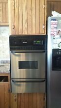 Stove top burners   cabinet oven  gas hard to find  Great Condition