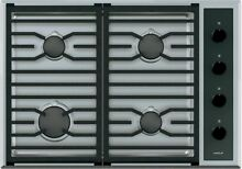 WOLF 30  Transitional Gas Cooktop   4 Burners Model Number   CG304TS