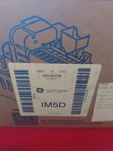 NEW in Retail Box GE IM 5D  BOTTOM MOUNT Refrigerator ICE MAKER KIT SEALED