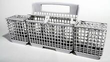 Kenmore Factory OEM 8562081 For 8268858 Silverware Basket Assembly