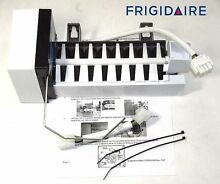 5303918277 FACTORY ORIGINAL OEM FRIGIDAIRE ELECTROLUX ICE MAKER KIT WITH POWE