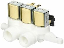 WH13X10027 GE Washer Triple Water Valve by Generic Replacement Standard
