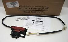 GENUINE OEM Whirlpool Kenmore W10404050 Washer Washing Machine Door Lid Lock