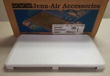New Genuine Jenn Air Gas Range Cooktop Grill Griddle Cover White AG341 AG341W