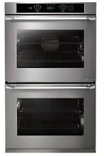 Brand New Dacor DTO230PB 30  Dist Wall Oven   Double Black   Pro Handle In Box