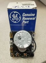 New Genuine GE Washer Dryer Stack Combo Timer Dryer WE4X775