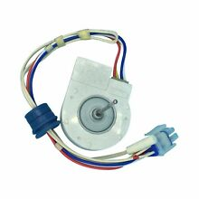 Refrigerator Evaporator Fan Motor for GE WR60X10074 197D4492G001 by Generic