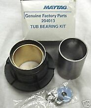 Major Appliances 6 2040130 204013 2 4013 Maytag Washer Tub Bearing Kit NEW