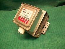 GE MICROWAVE  REPLACEMENT PART MAGNETRON MODEL  WES1450DS1BB
