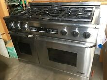 Dacor ER48DSCHNG 48  Freestanding Dual Fuel Range   Natural Gas