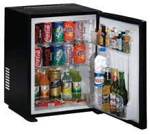 H fele Mini bar Refrigerator Black Drinks Fridge Hotel 1352 6oz a   Silent