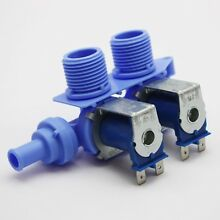 GE WH13X10023 GE Dual Inlet Washer Water Valve Kenmore Hotpoint New